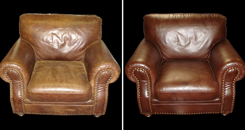 Leather Dye For Sofas Cognac Color Leather Furniture Dye