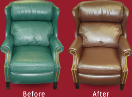 Macnamara Dilar Ltd Leather Repair Leather Dye Leather