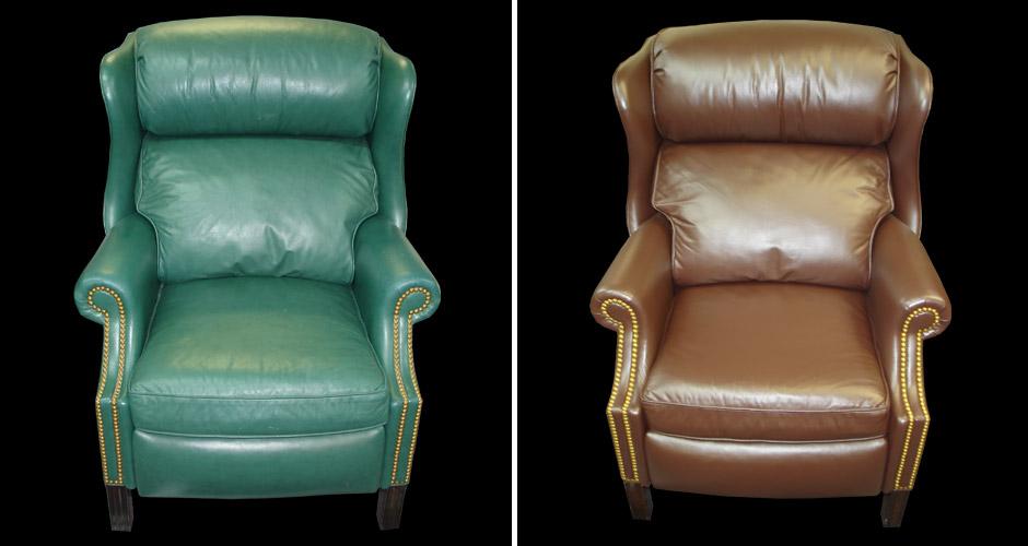 Macnamara Dilar Ltd Leather Repair Dye Refinishing